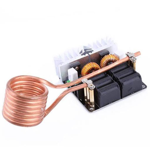 Picture of 1000W ZVS Induction Heating Module Low Voltage DIY Heater Bo