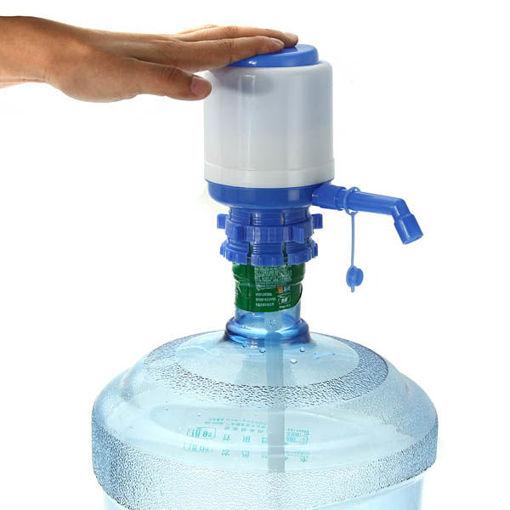 Immagine di Bottled Drinking Water Hand Press Pump 5-6 Gal Dispenser