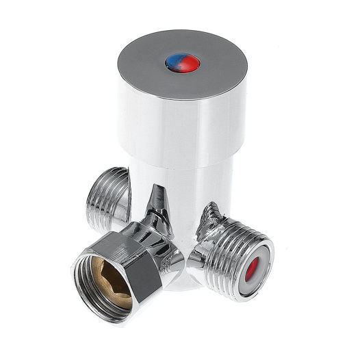 Immagine di Thermostatic Mixing Valve Temperature Control for Touchless Sensor Water Faucet